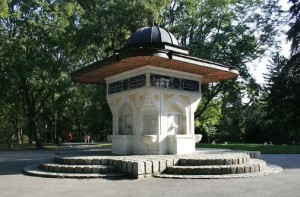 Yunus-Emre-Brunnen